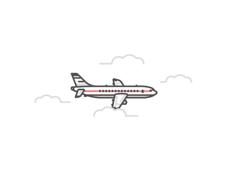 Airplane Tatu Samolet Legkie Risunki Risunki Karakuli