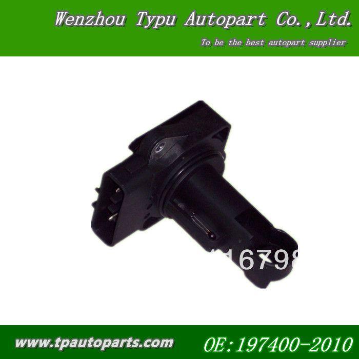 Mass Air Flow Sensor 1999 2008 Zl0113215 3 5 6 1974002010 197400 2010 Zly113215 197408 0040 29 99 Flow Toyota Celica