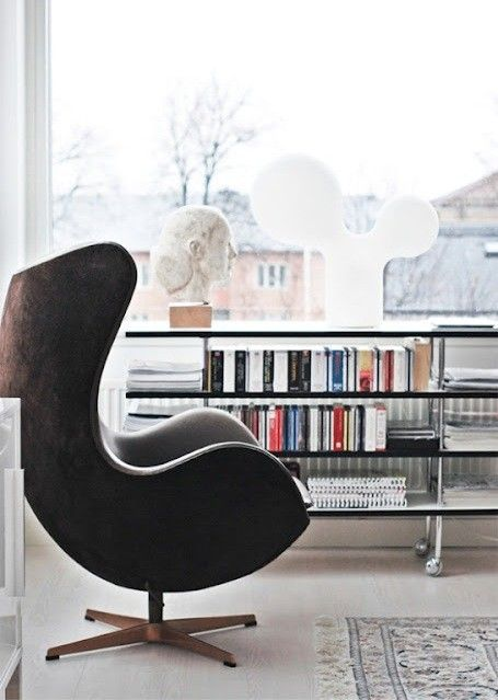 Devon Chair. Also called the Egg Chair?