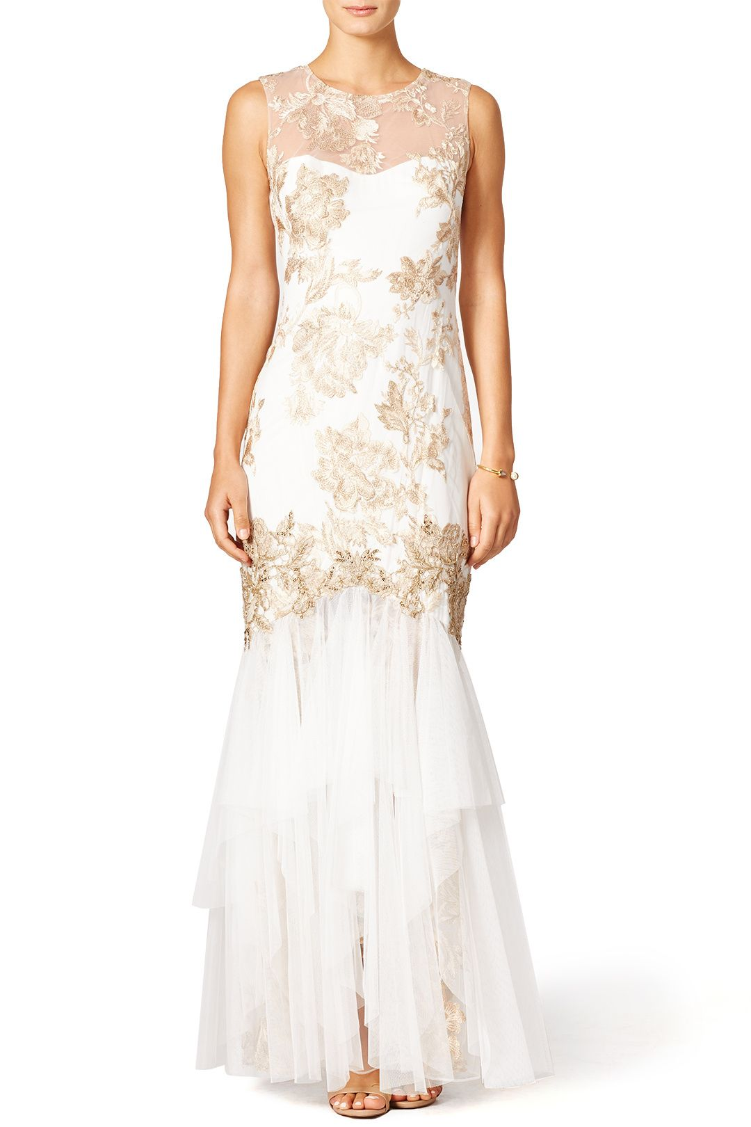 Rent Clea Gown by Marchesa Notte for $130 only at Rent the Runway ...