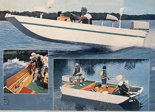 5458--Build your Own Bass Boat | Ideas for the House | Pinterest ...