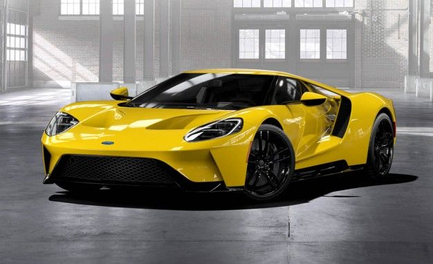 2021 Ford Gt Review Pricing And Specs New Sports Cars Ford Gt