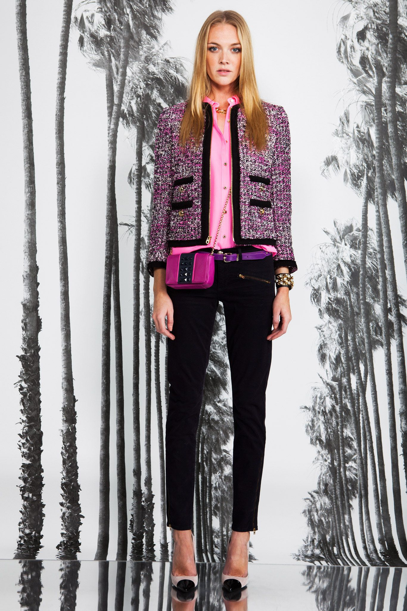Juicy Couture Fall 2013 Ready-to-Wear Collection Photos - Vogue