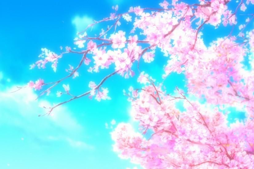 Anime Background 1920x1080 For Ipad Pro In 2020 Anime Backgrounds Wallpapers Anime Cherry Blossom Cherry Blossom Wallpaper
