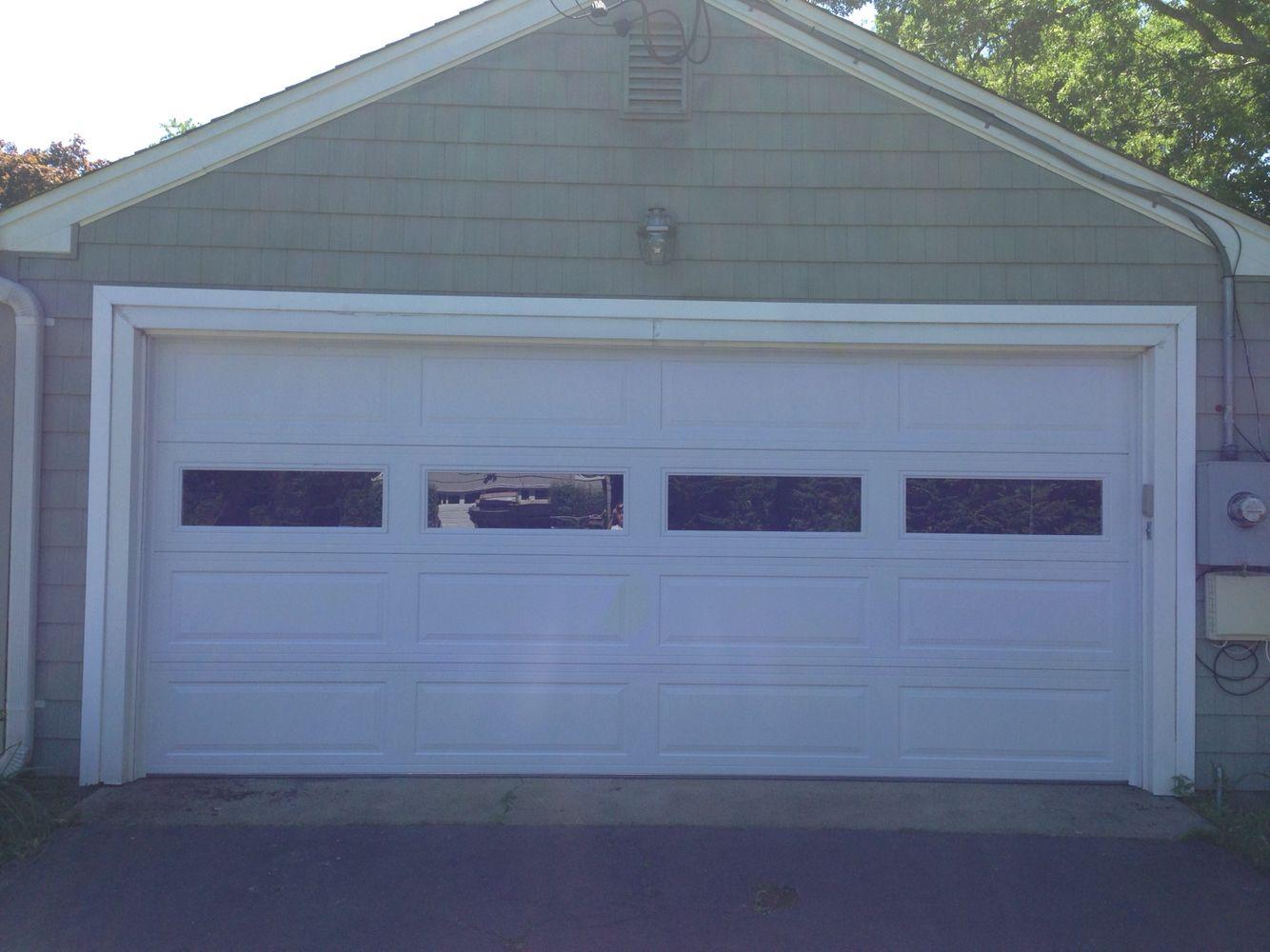 hormann garage doors installation instructions
