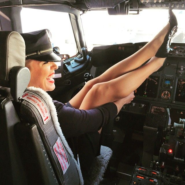 Airline Stewardess Nice