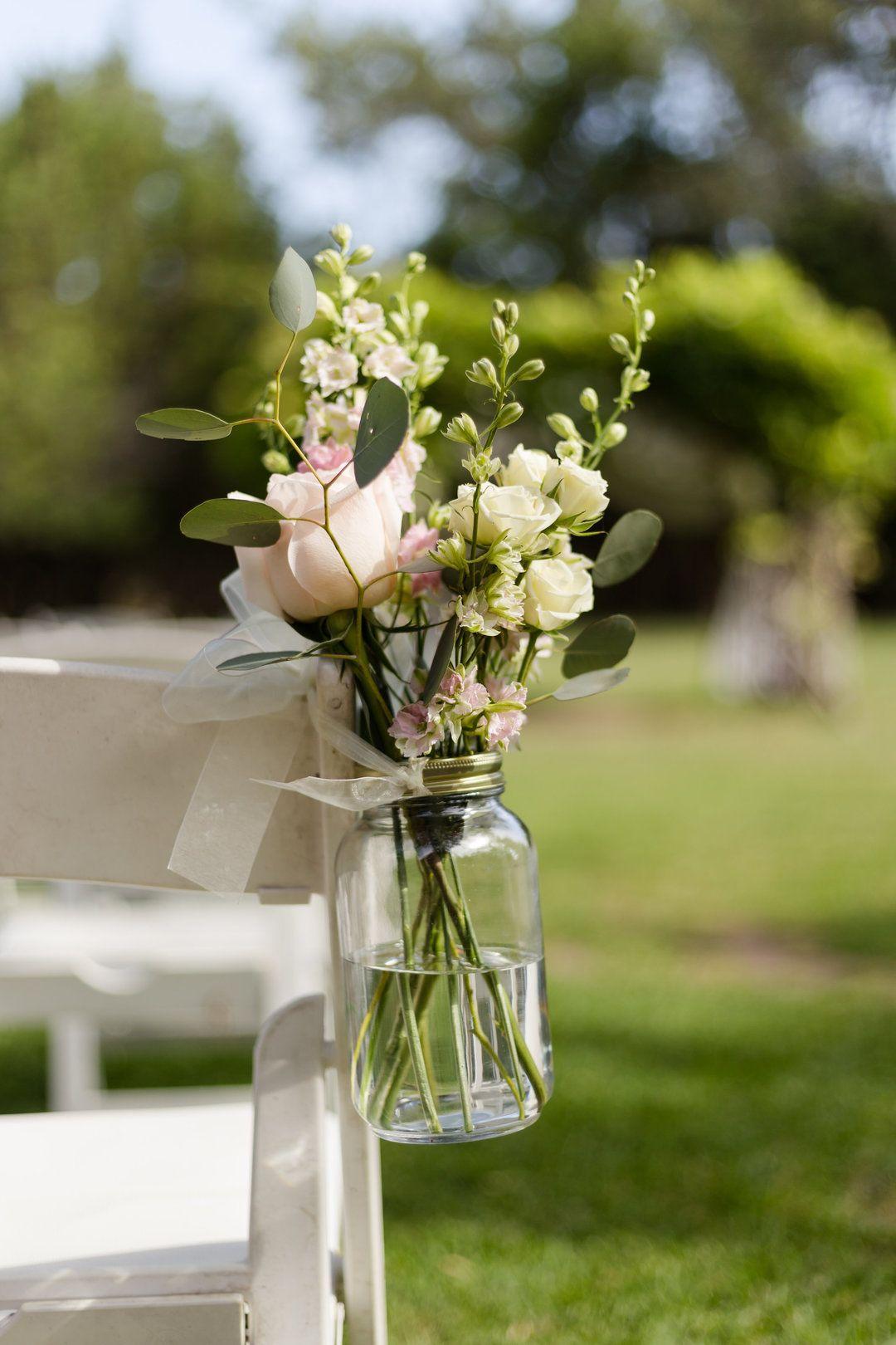 Romantic wedding at los encinos hill country estate san antonio