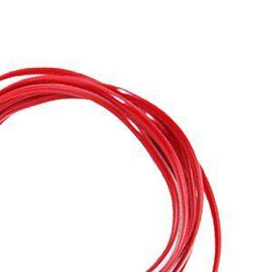 Stickers, Kolylong® 5m Flexible Garniture Pour Voiture IntéRieur ExtéRieur Moulure Ligne DéCorative DéCoration De Voiture (Rouge)