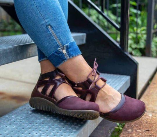 dressy orthotic shoes