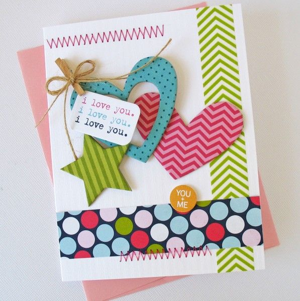 Love this card by Kathy Martin with Bella Blvd stuff :)