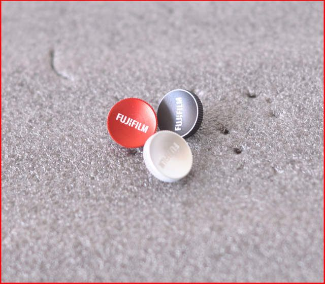 Online Shop Metal Concave Soft Shutter Release Button For