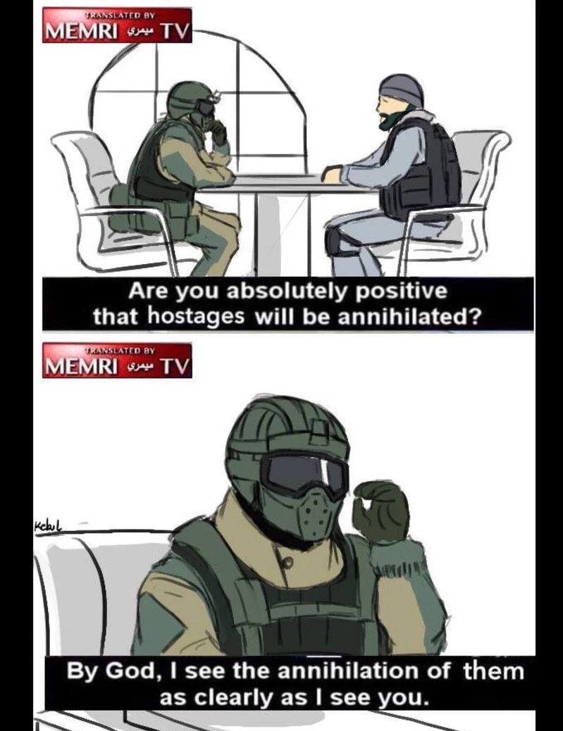 When Buck Interviews Fuze About Hostages Rainbow Six Siege
