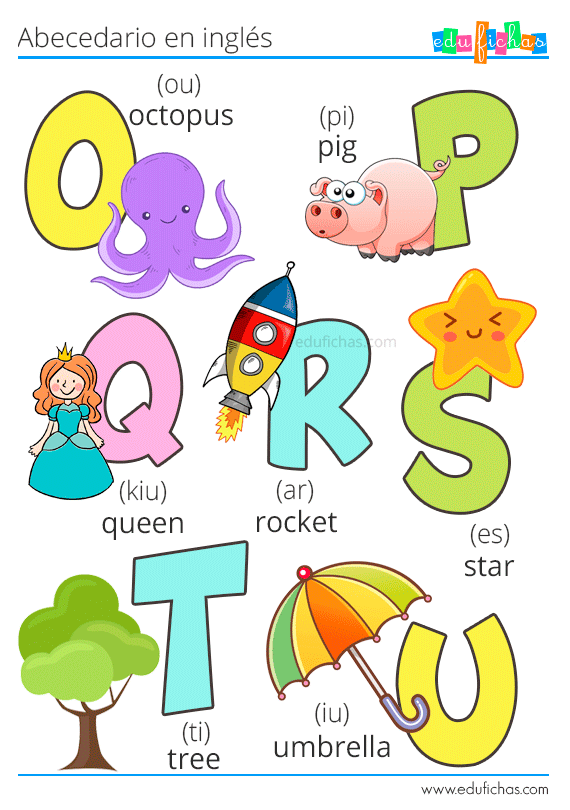Abecedario En Ingles Para Ninos Ingles Para Preescolar Alfabeto En Ingles Pronunciacion Aprender Ingles Para Ninos