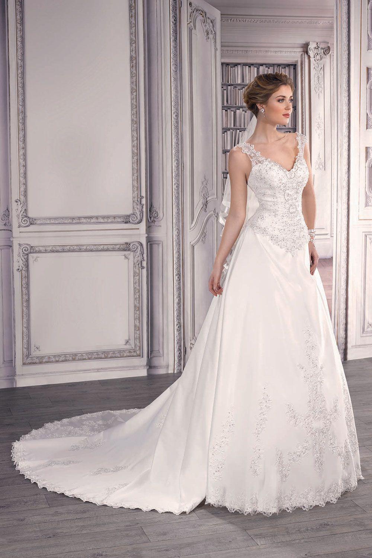 Pin by claudia thiel on Brautkleider - Wedding Dresses für Samy und ...