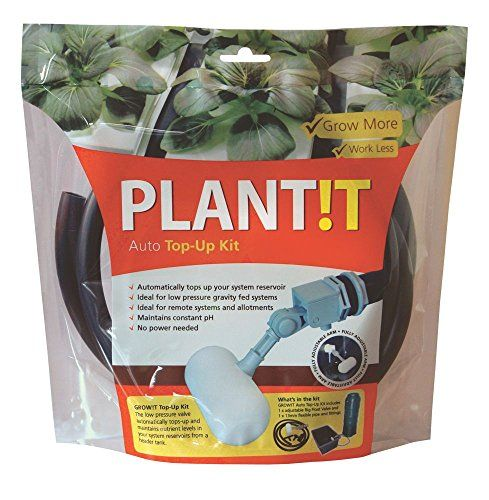 Hydrofarm PLANTT Big Float Auto TopUp Kit *** Be sure to check out this awesome product.
