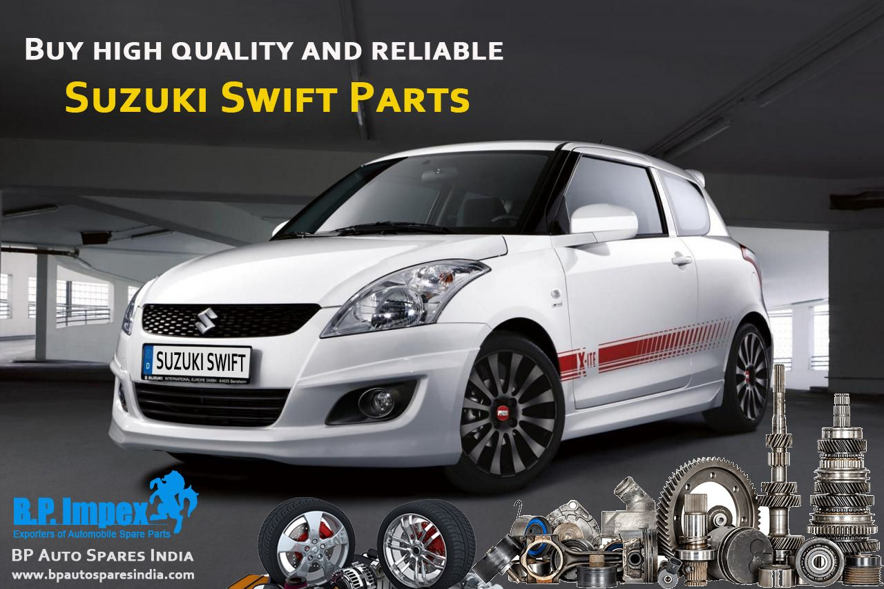 Buy High Quality And Reliable Suzuki Swift Parts Online From The