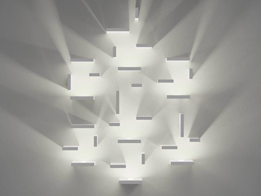 Incredibili Lampade da Parete dal Design Moderno | Progetti da ...