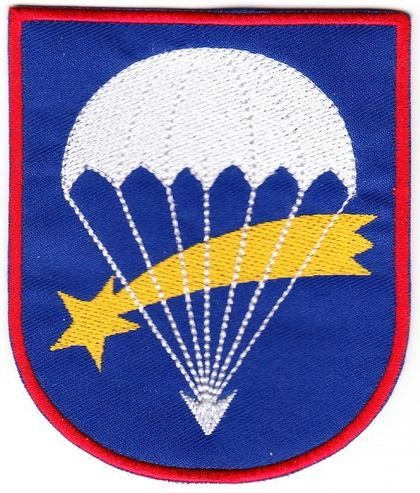 Staff And Signal Company 26th Airborne Brigade In Saarlouis Army Patches Insignia Military Patch