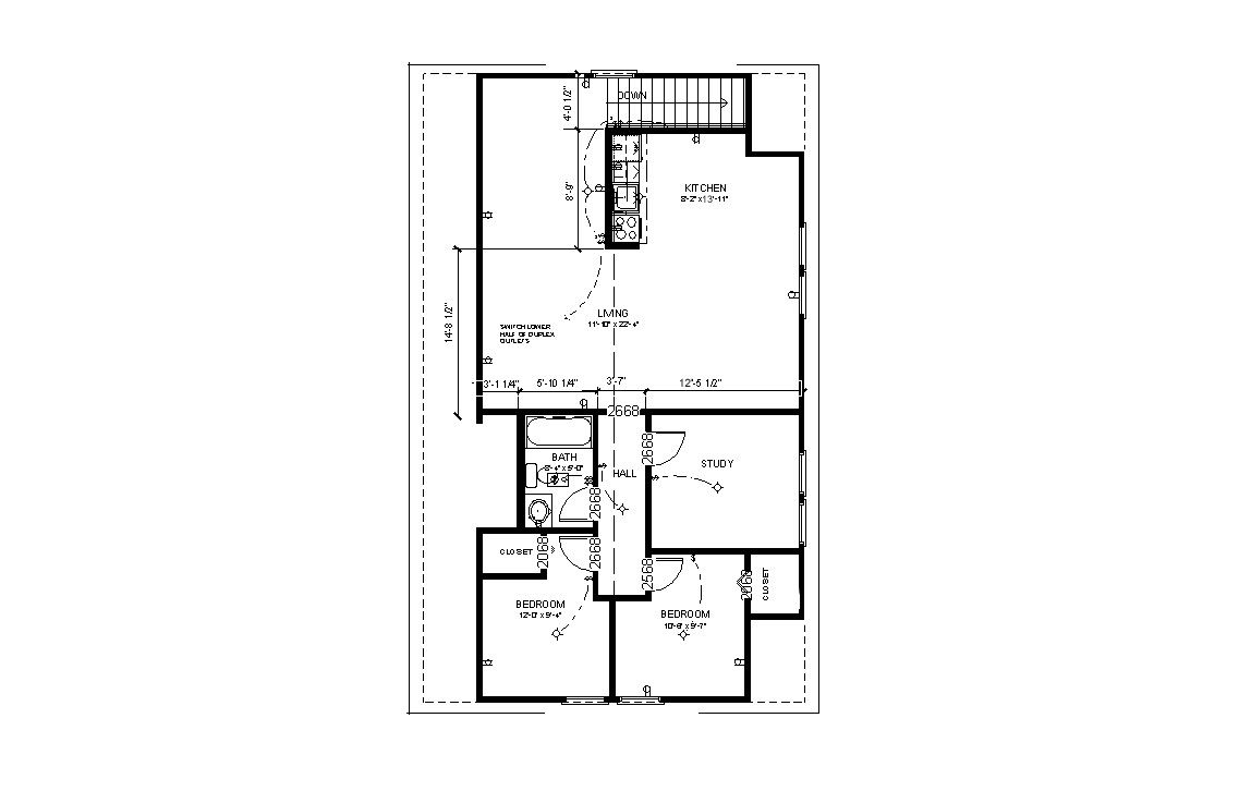 1 bedroom loft apartment  Optional Loft Apartment Plan Included With Garage Plan  by
