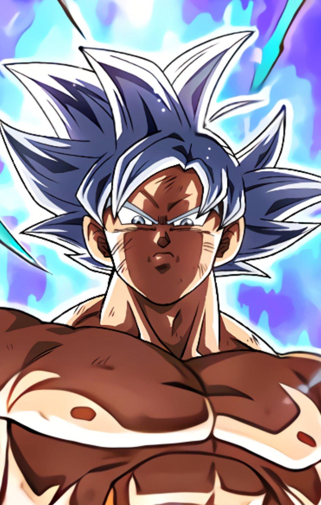 Goku Instinto Superior Dominado Goku Desenho Desenhos