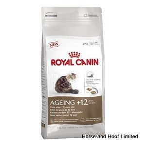 Royal Canin Ageing 12 Cat Food 400g Royal Canin Ageing 12 Has Been Designed To Suit The Nutritional Profiles Of Cats That Are Over 1 Cat Food Royal Canin Aging
