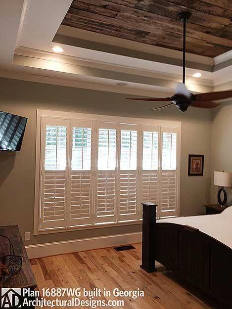lots of unique windows recessed lighting exposed wood ceiling rh pinterest com