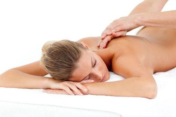 how to give a good full body massage