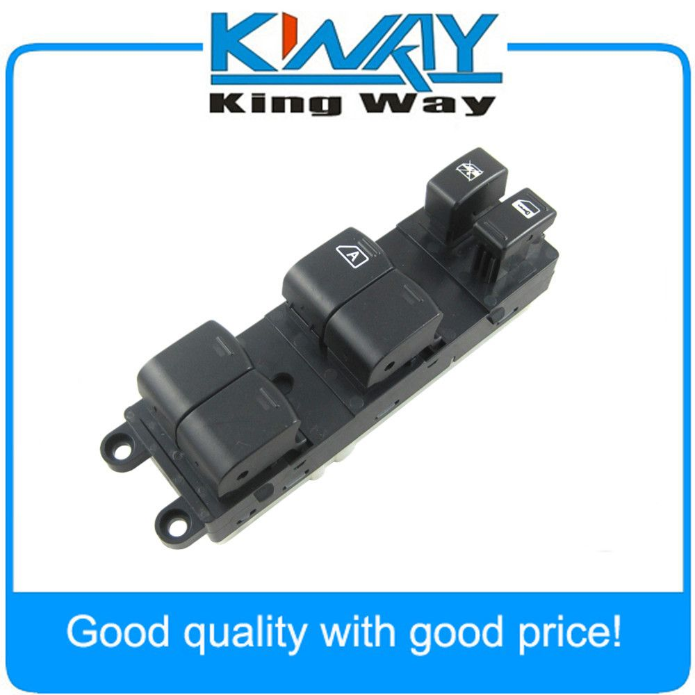 New electric power window master switch for nissan pathfinder 4 0l v6 25401 zp40b
