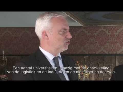 Nederlands-Duitse Handelskamer o.a. youtube over het belang van de Betuwelijn.