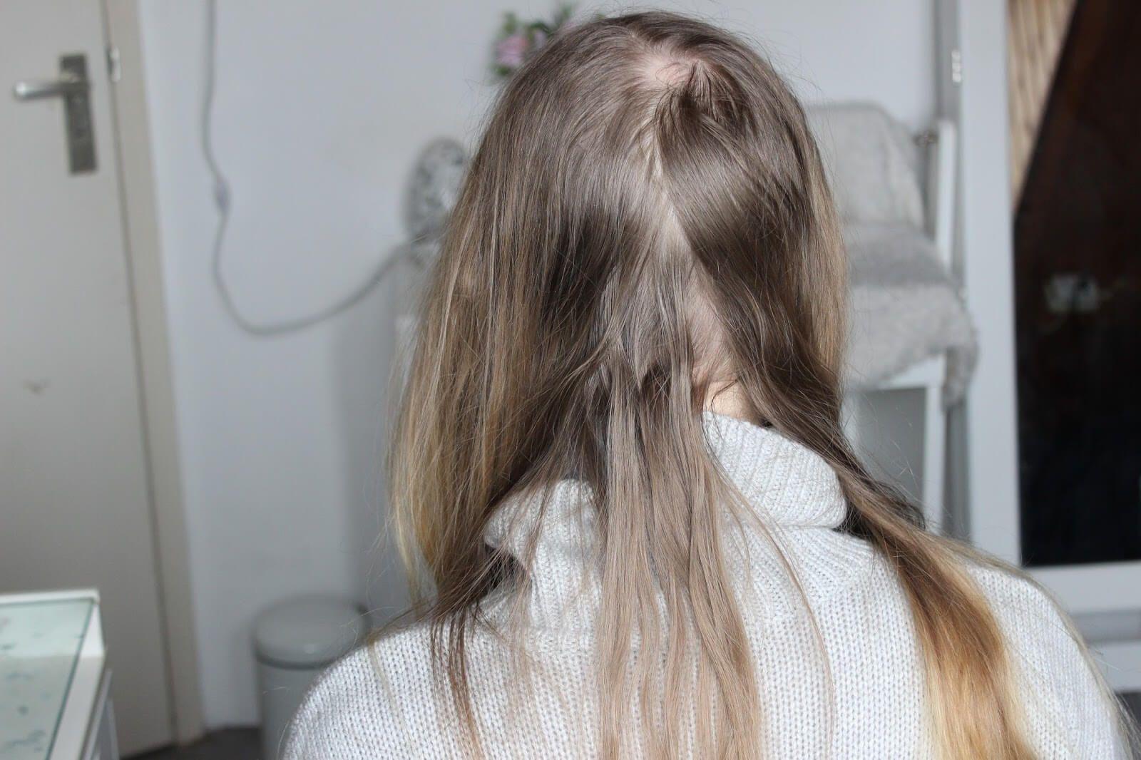 Pas op met het gebruik van droogshampoo, het maakt je haar kapot!