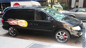 Win Katie Couric S Tricked Out Mini Van