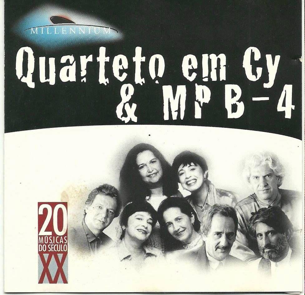 12 Samba Do Crioulo Doido Quarteto em Cy