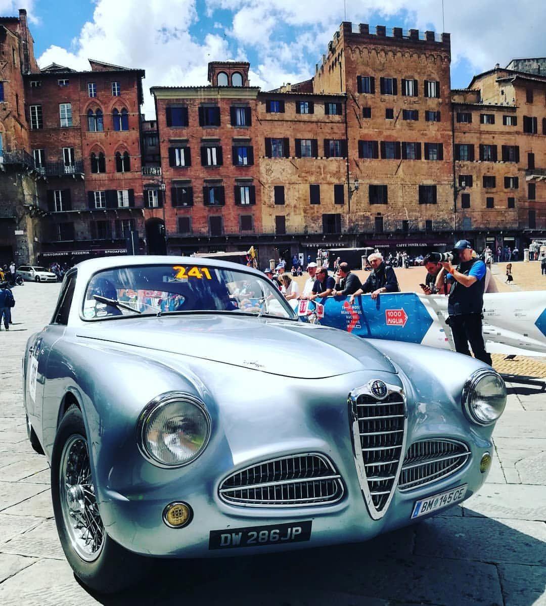 Alfa Romeo 1900 C Sprint Touring Superleggera #millemiglia