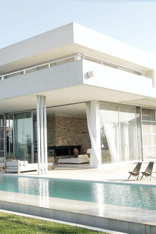 Agua House, Buenos Aires by Barrionuevo Sierchuk Arquitectas | Dream ...