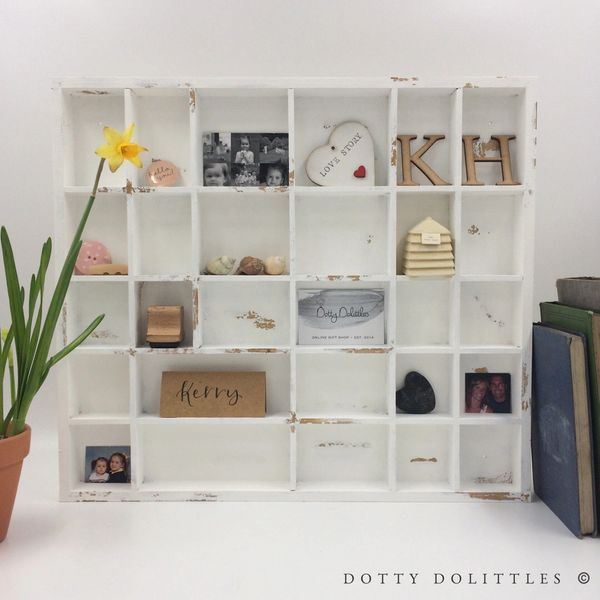 Wooden Printer Tray - The 'Country' Collection