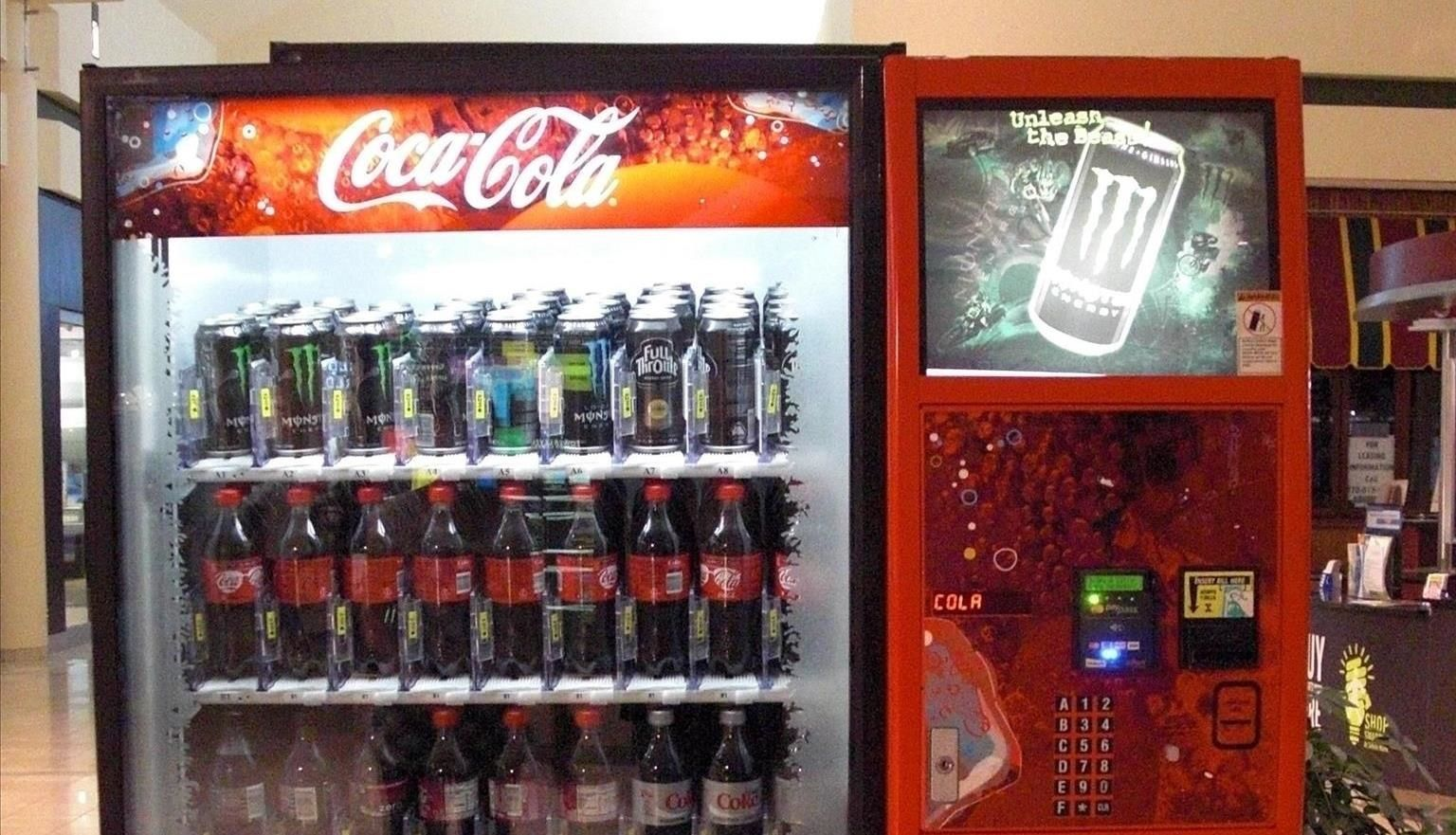 How To Get All The Money From A Vending Machine