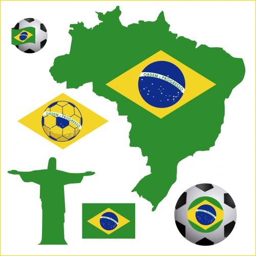 9790c0f71b World Cup Brazil Clipart  FIFA  World  Cup  Soccer  GOAL  Brazil