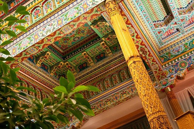 A Must See Dushanbe Tea House In Boulder Colorado Architecture Books Build My Own House Dushanbe