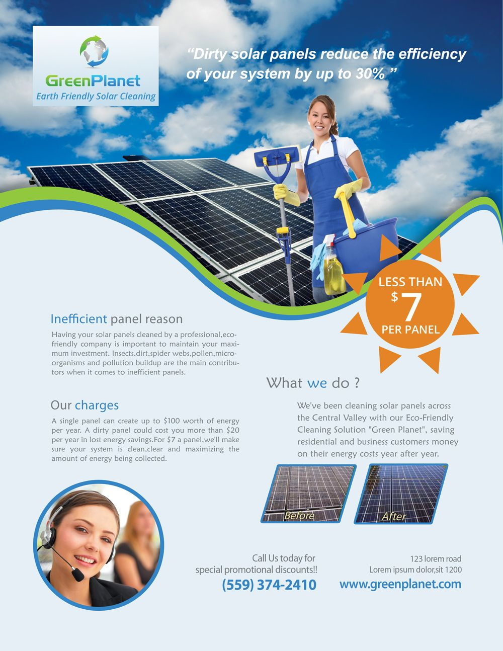 Related Image Solar Earth Friendly Pollution