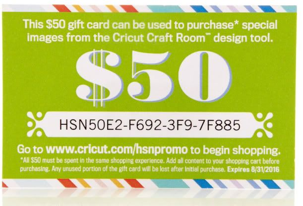 Cricut | Cricut Expression 2 Machine With 3 Cartridges $50 Craft Room Gift  Card . Part 51