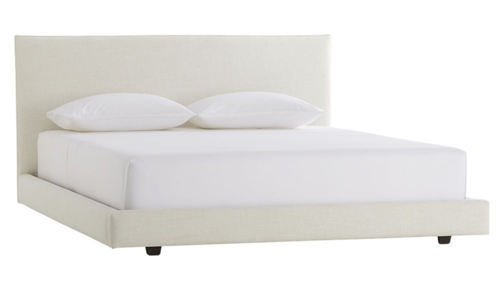 Facade White Upholstered Bed White Upholstered Bed Bed Bed Reviews