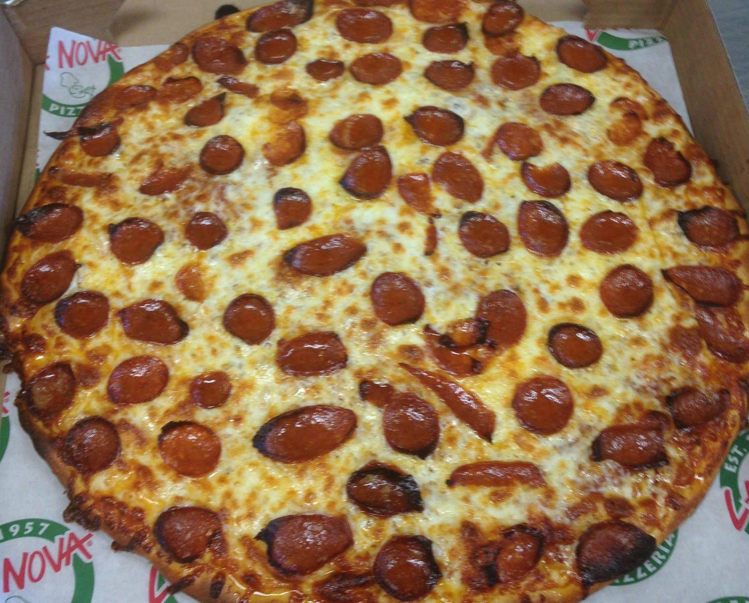 la nova pizza | La Nova Pizzeria photo | Buffalo Foods | Pinterest ...