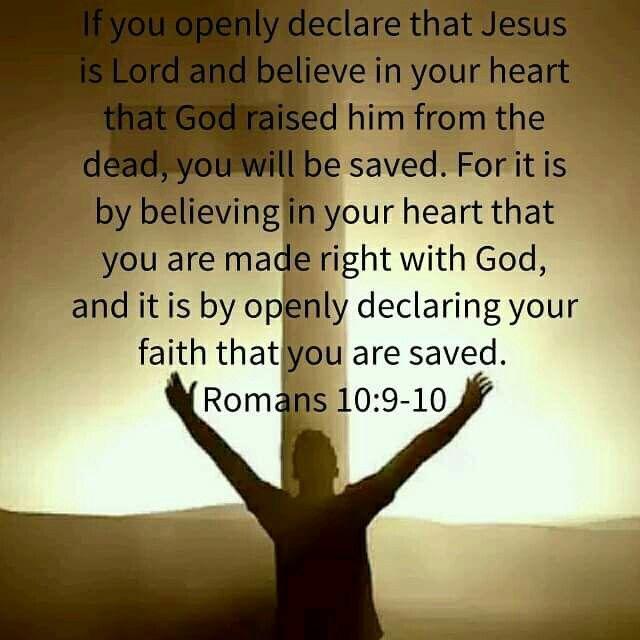 If u believe
