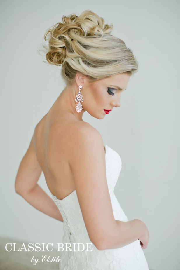 Stunning Wedding Hairstyles | Wedding, Weddings and Hair style
