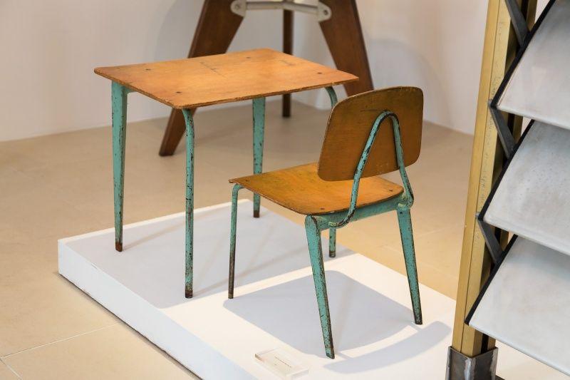 Jean Prouvé / 構造美に表れた、先鋭的なヴィジョン