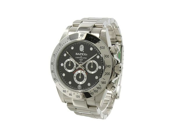 A Bathing Ape Type 3 Bapex Type 3 People Rolex Watches A