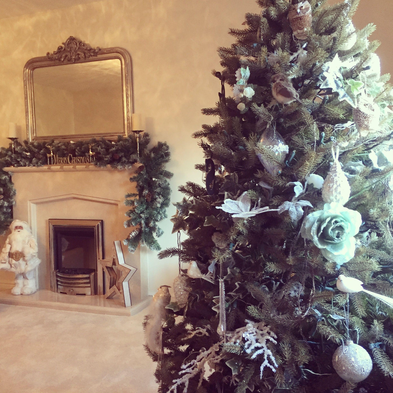 My lounge 2016 Winter Woodland ❤ it 🎄🎄🎄