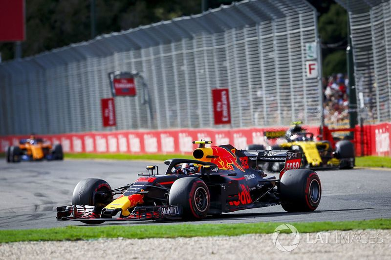 P6 Max Verstappen Red Bull Racing Rb14 Just Cool Red Bull