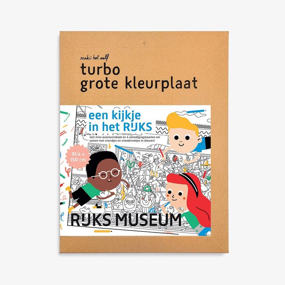 de turbo grote kleurplaten het nederlandse merk makii