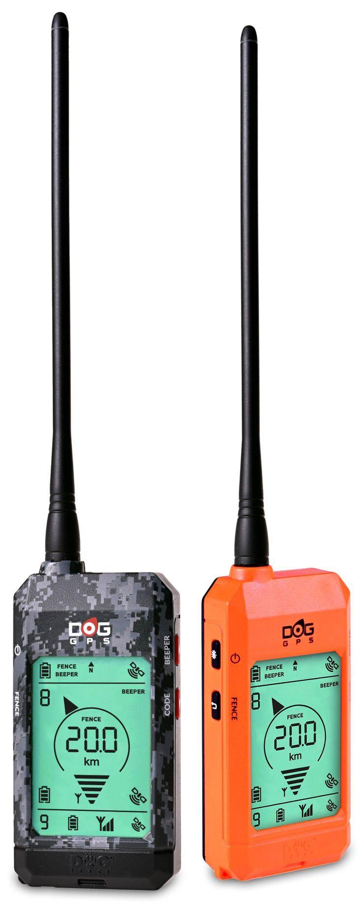 Dogtrace X20 Gps Collars Camo And Orange Collars Gps Dog Gps